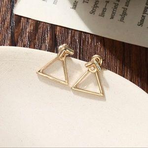 2/$15 Molly-Geometric Earrings